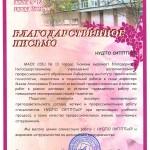 МАО СОШ № 13